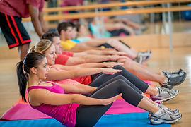 Gym Class, Group Exercise, Persnal Training, Pilates, Yoga