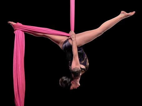 Ballet Acrobático - uma nova modalidade
