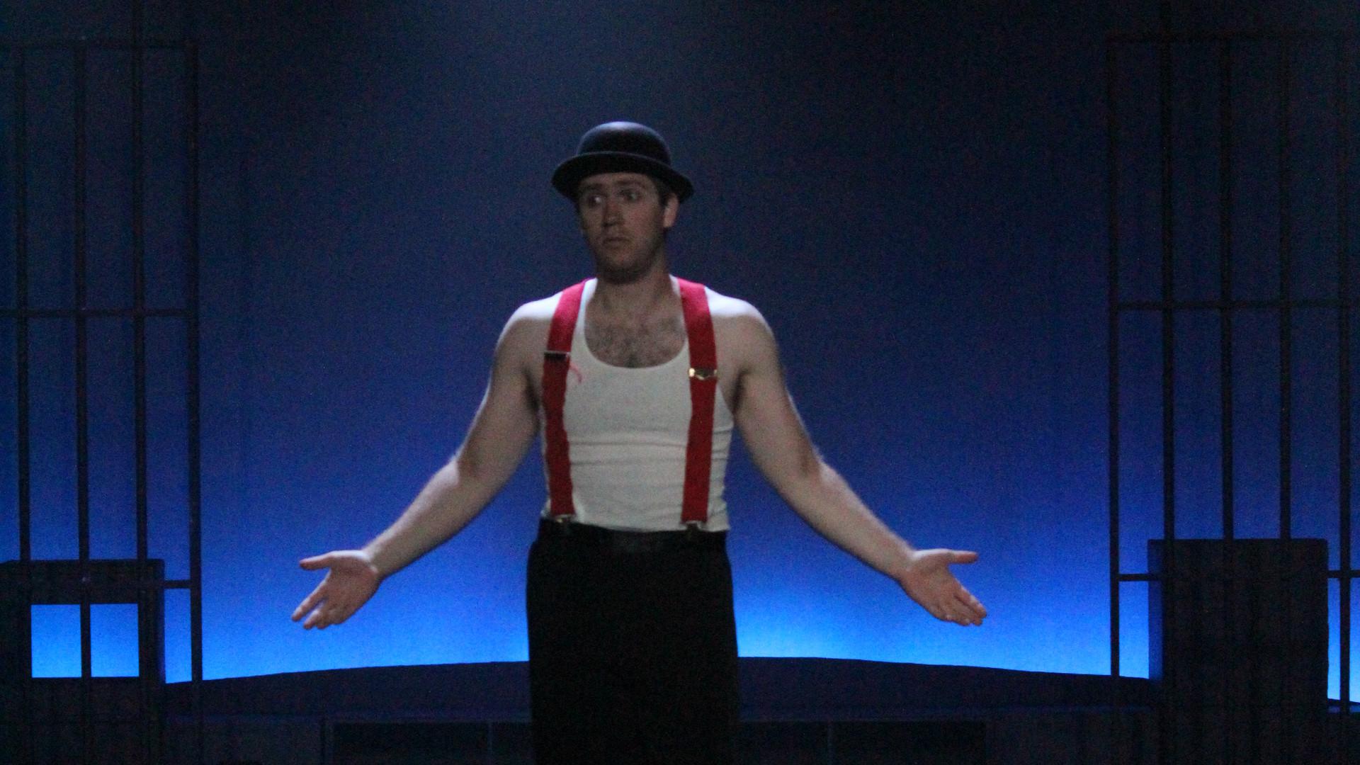Mr. Cellophane