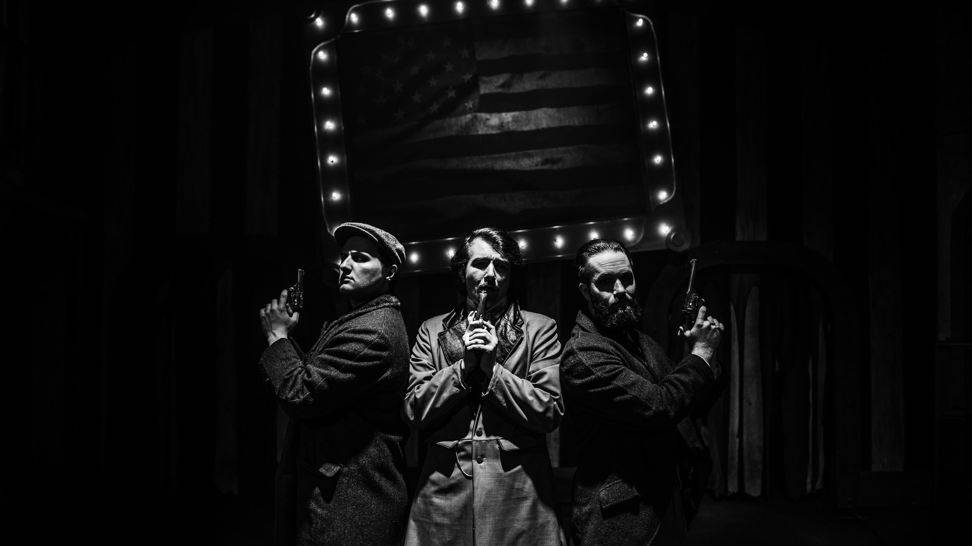 The Three Assassins