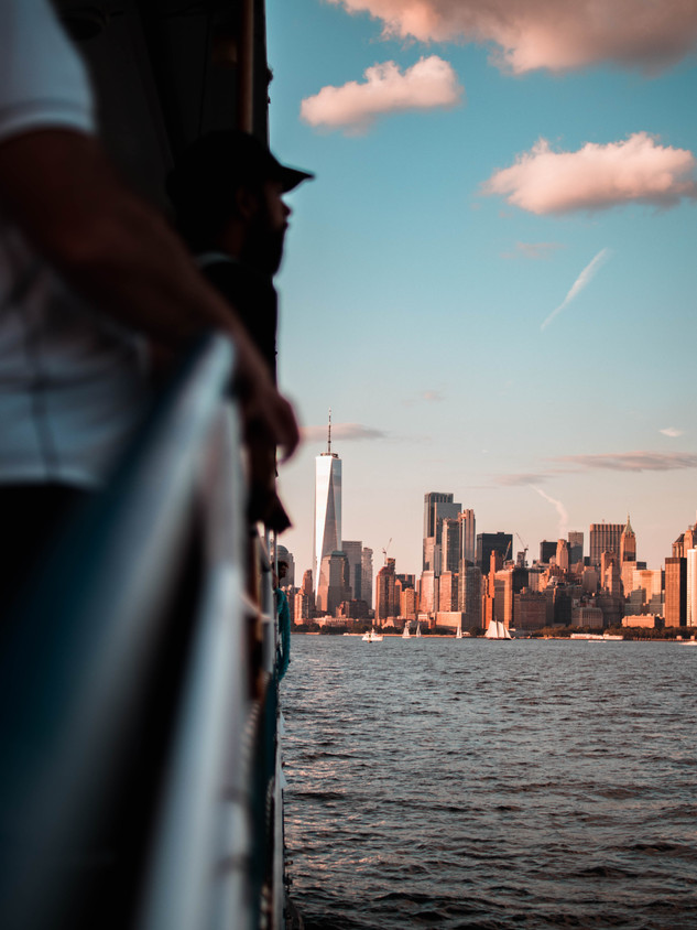 Golden Hour | New York