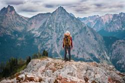 Mountain Woman