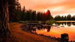 Manzanita Smoky Sunset