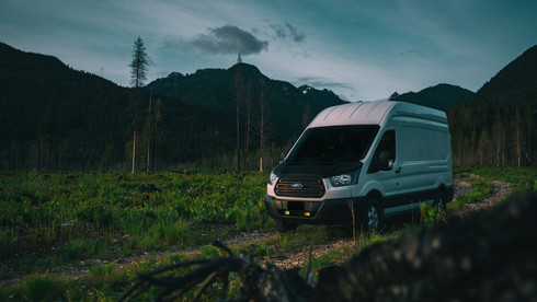 SECLUDED CAMPING