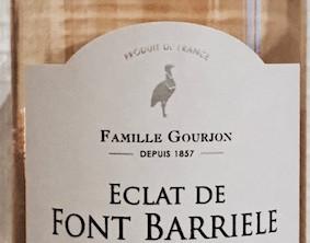 Famille Gourjon Eclat de Font Barriele