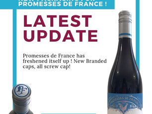 New packaging for Promesses de France !