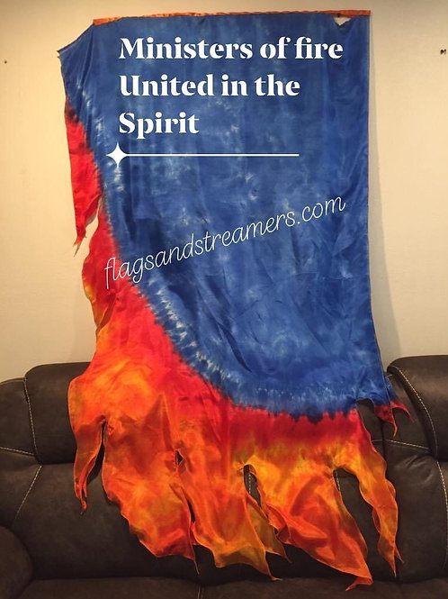 Ministers of Fire United in the Spirit