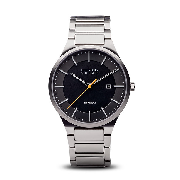 Solar | brushed silver | 15239-779 £239