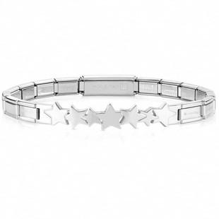 Nomination Trendsetter Stars Bracelet 021126/003 £29.00