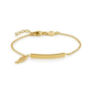Nomination Angel Gold Plated Bracelet 145358/012 £49