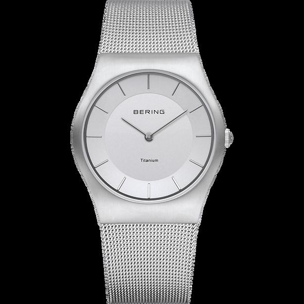 Mens Bering Titanium Watch 11935-000 £149
