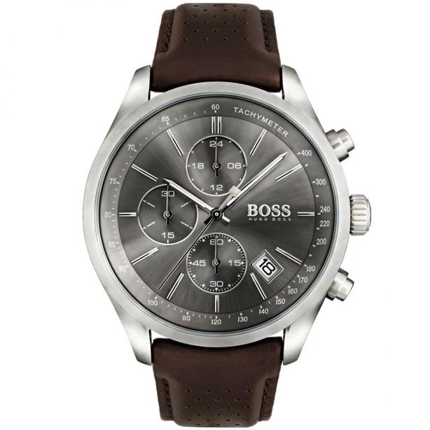 Mens Hugo Boss Grand Prix Chronograph Watch 1513476 £279