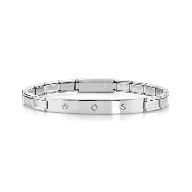 Trendsetter Stainless Steel Screws Smarty Bracelet 021114/001 Product Code: 021114/001 £30.00