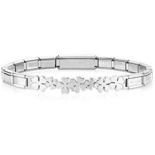 Nomination Trendsetter Clover Bracelet 021126/005 £29.00