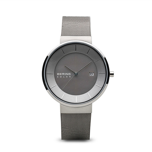 Solar | polished silver | 14639-309 £199 SALE 15% OFF NOW £169