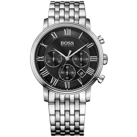 Mens Hugo Boss Elevation Chronograph Watch 1513323 - SALE WAS £325 - NOW £240