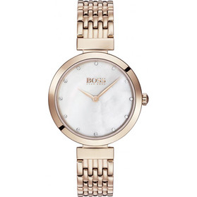 LADIES ROSE GOLD CELEBRATION WATCH - SALE - WAS £229 - NOW £170