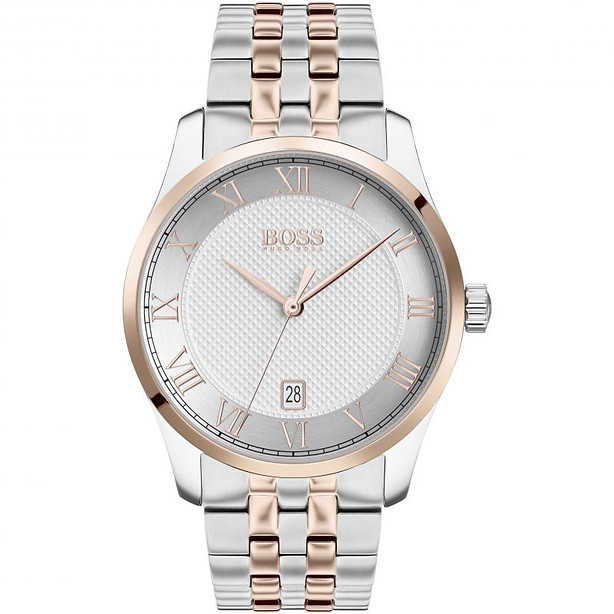 Mens Hugo Boss Master Watch 1513738 £199