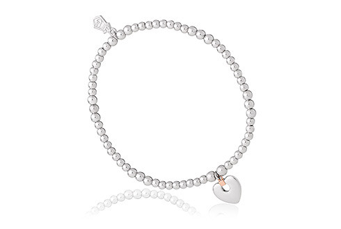 Clogau Cariad® Affinity Beaded Bracelet £89