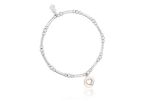 Take My Heart Affinity Beaded Bracelet £99