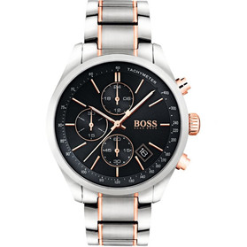 Mens Hugo Boss Grand Prix Chronograph Watch 1513473 £379 SOLD