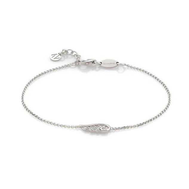 Nomination Angel Silver Sparkling Wing Bracelet 145320/010 £40.00