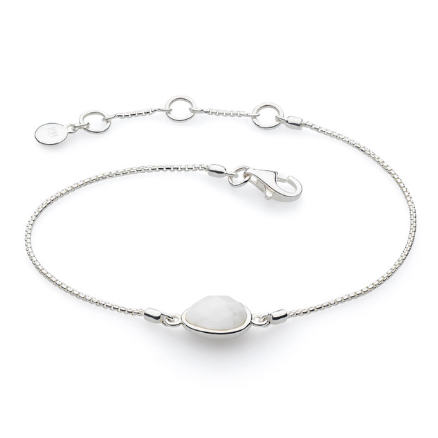 Coast Pebble Stone Mini Bracelet Product code 71802  £55.00