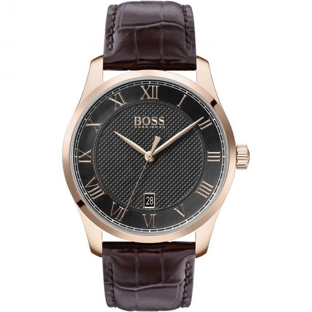 Mens Hugo Boss Master Watch 1513740 £159