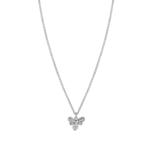 NOMINATION Gioie Cubic Zirconia Bee Necklace 146201/015 £48.00