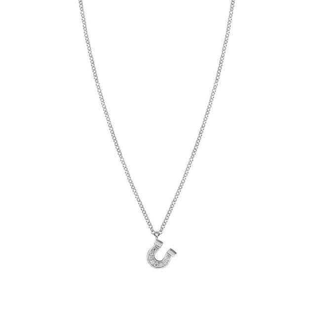 NOMINATION Gioie Cubic Zirconia Horseshoe Necklace 146201/003 £48.00