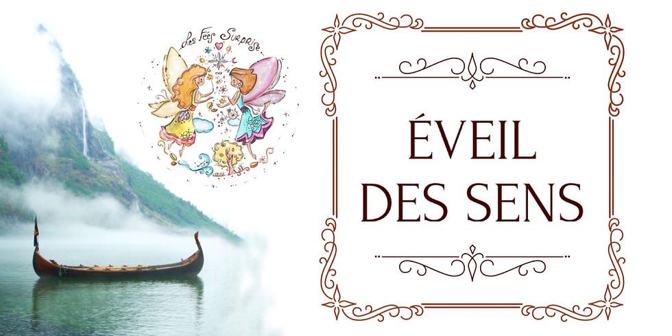 SEJOUR EVEIL DES SENS- 9 au soir/10 /11 juillet 2020, Fégréac (44)