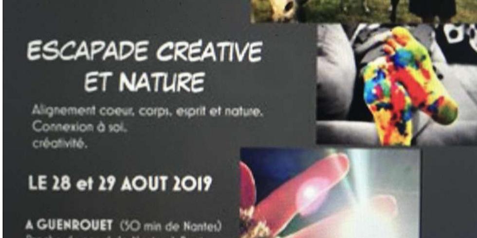 ESCAPADE CREATIVE ET NATURE