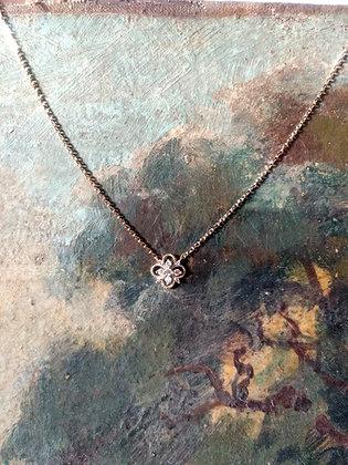 Collier Antique diamants
