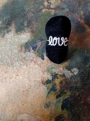 Bague Love Diamants