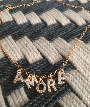 Collier AMULETTE Amore