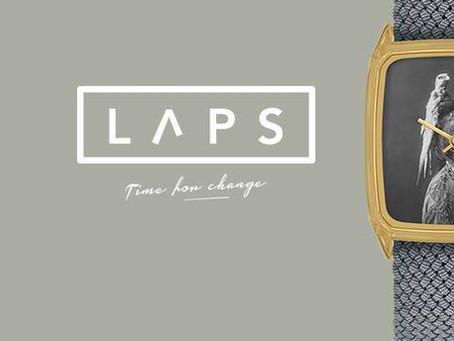 LAPS, en exclusivité dans votre bijouterie  Heness