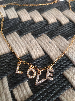 Collier AMULETTE Love