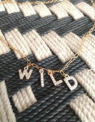 Collier AMULETTE Wild