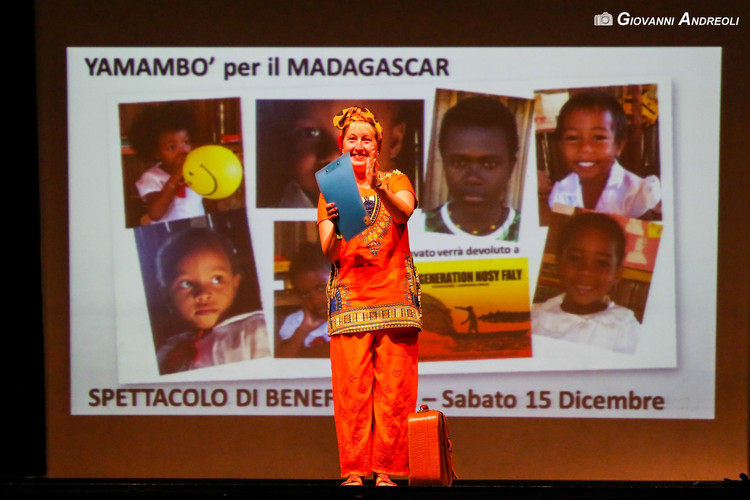 Yamambo per il Madagascar