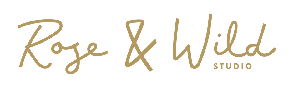 Rose&Wild_studio_logo_in gold transparen
