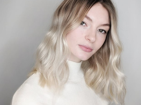 The secret to going blonde