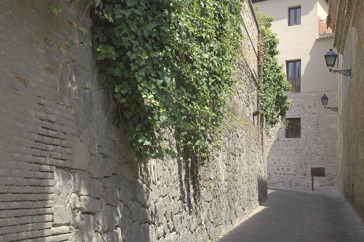 Стены - крепости Толедо