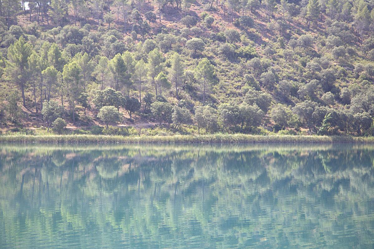 Бирюзовые озера Руидеры _1