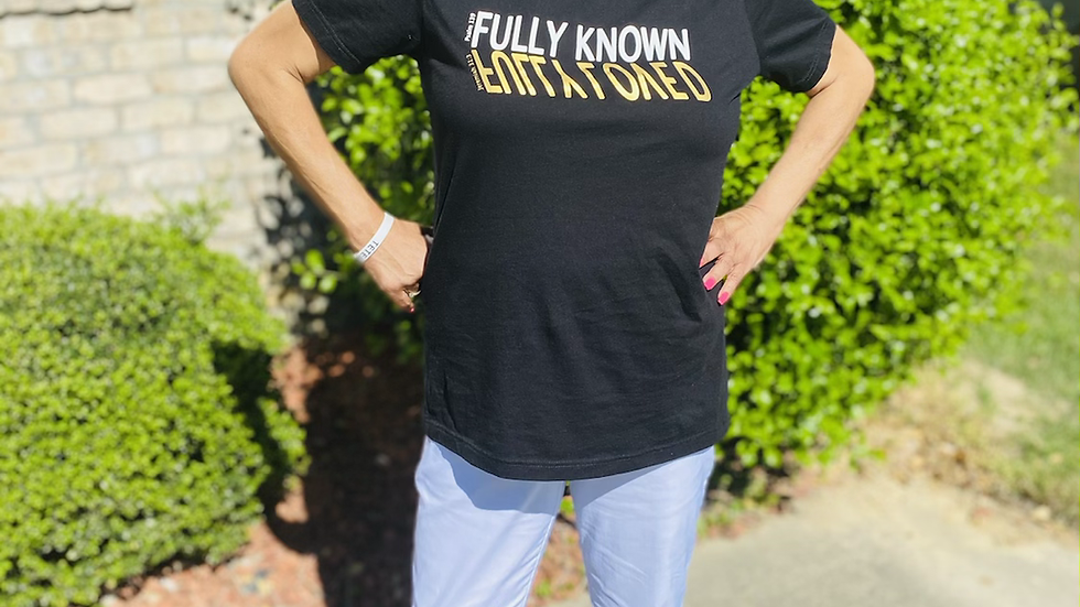 Fully Known Fully Loved