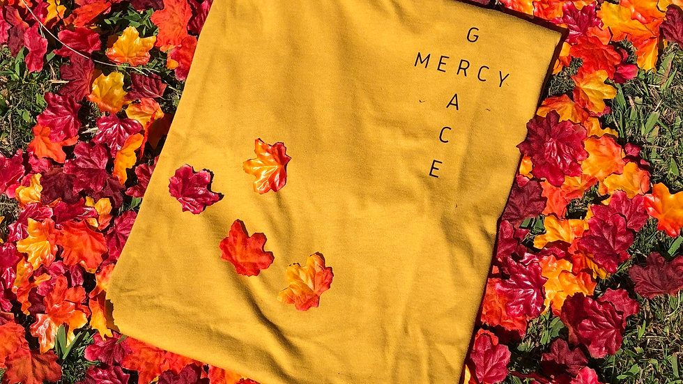 Grace and Mercy (Chest)