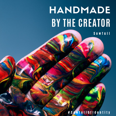 Handmade by the Creator