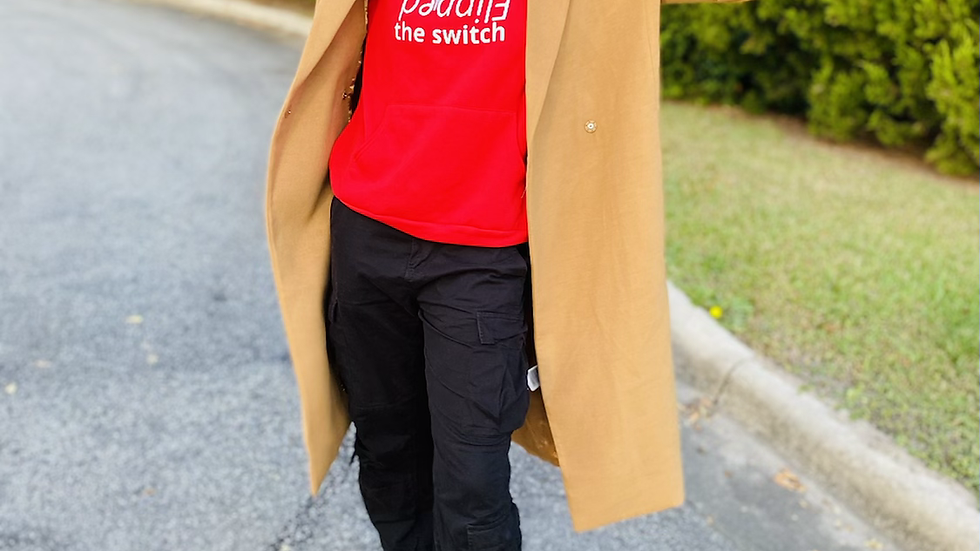Jesus Flipped the Switch Hoodie