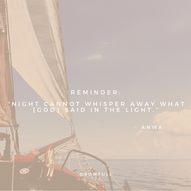 Don't Jump Ship. You're Just Setting Sail.
