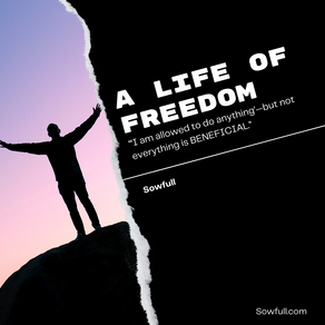 A Life of Freedom
