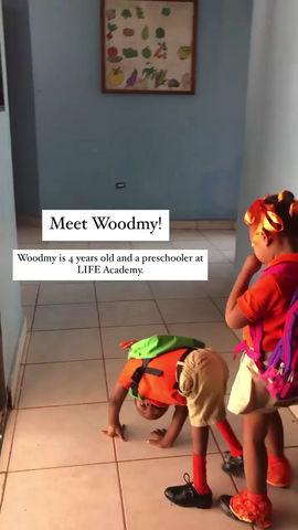 Meet Woodmy!